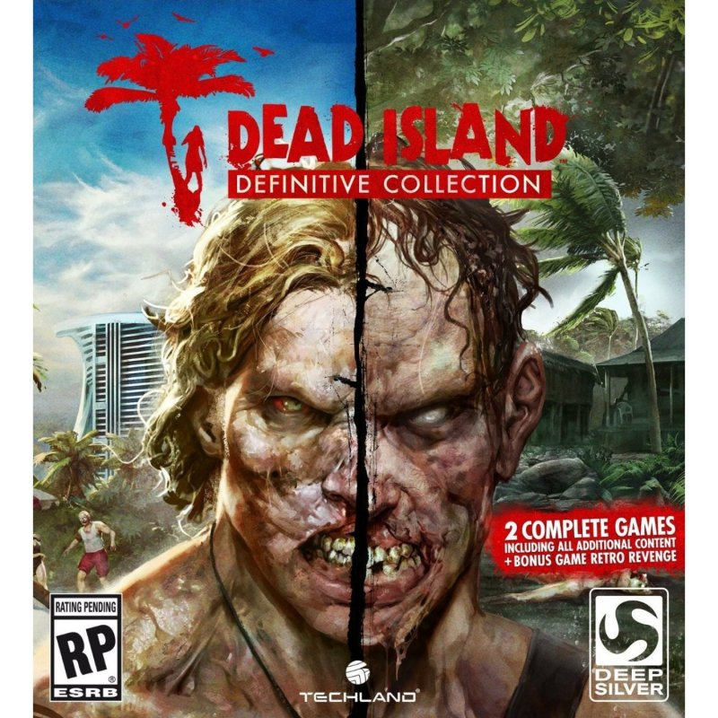 Image of   Dead Island - Definitive Collection - PC