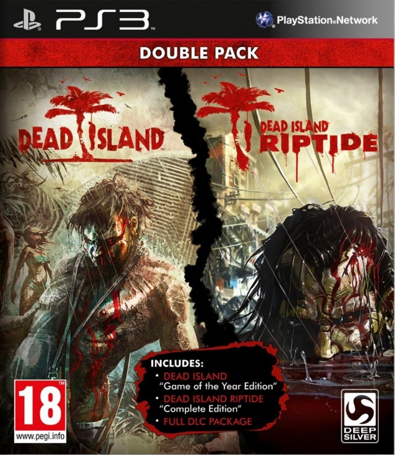Image of   Dead Island - Double Pack - PS3