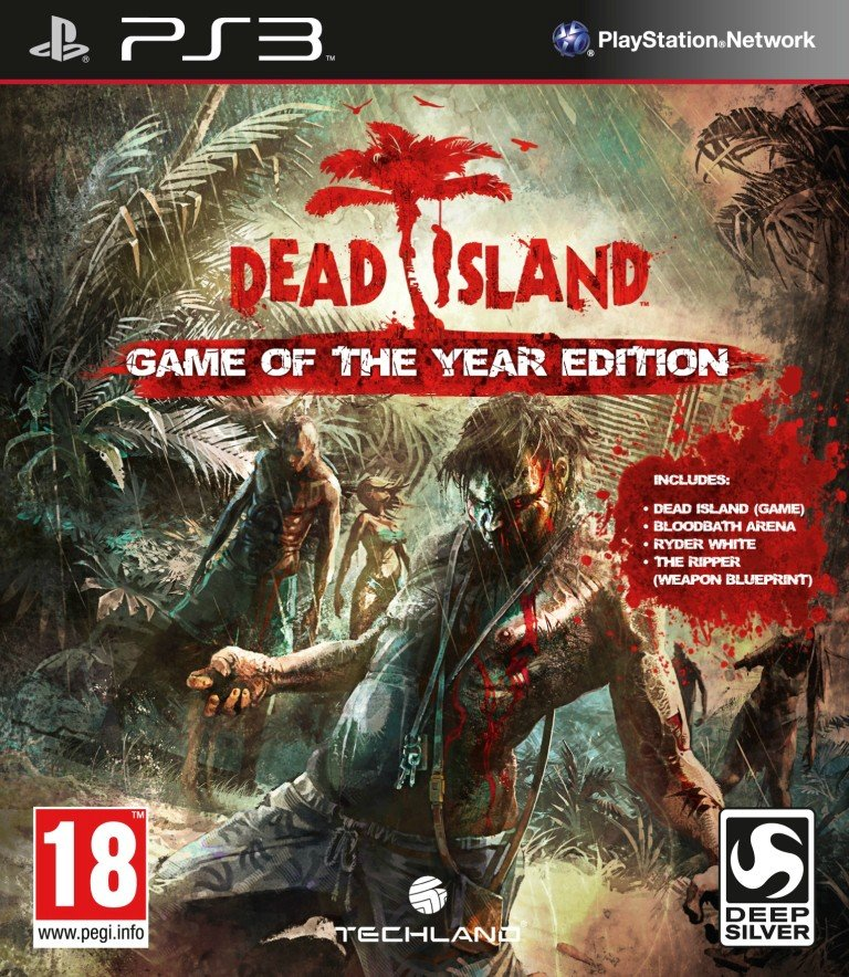 Image of   Dead Island Game Of The Year - PS3