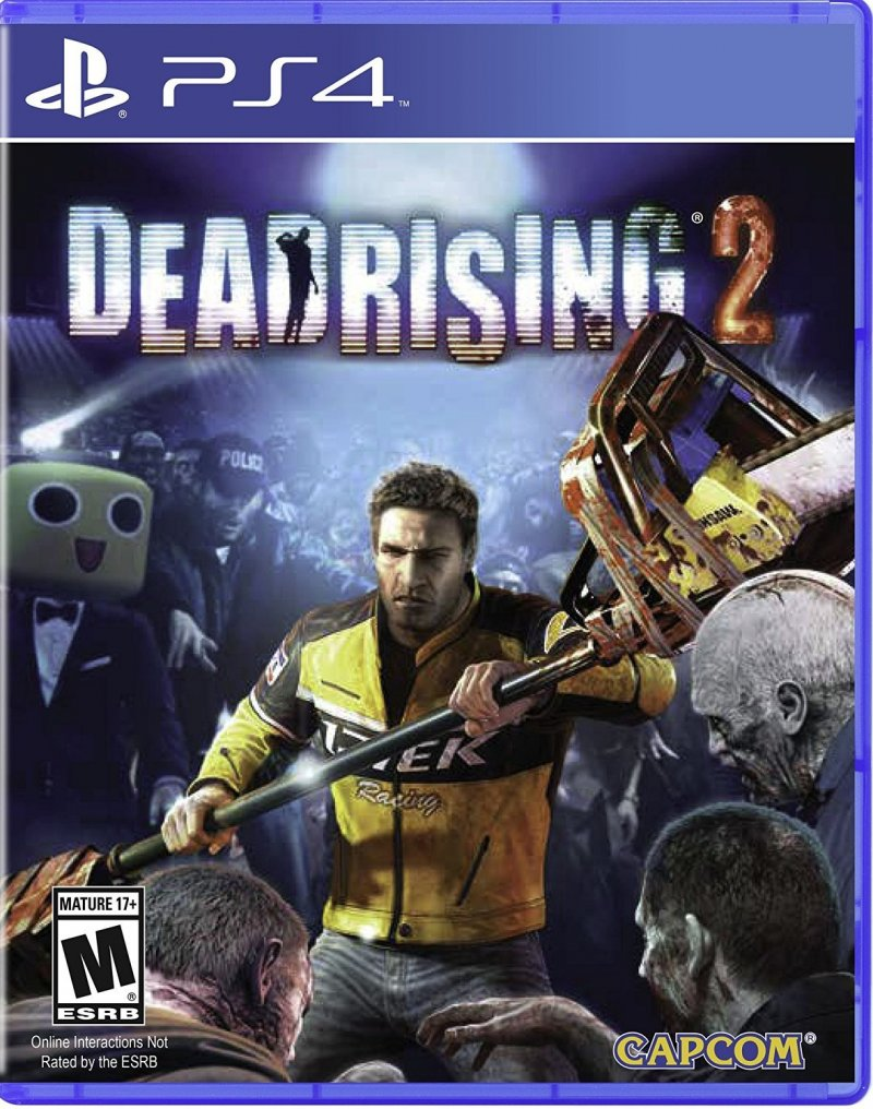 Image of   Dead Rising 2 Hd (import) - PS4