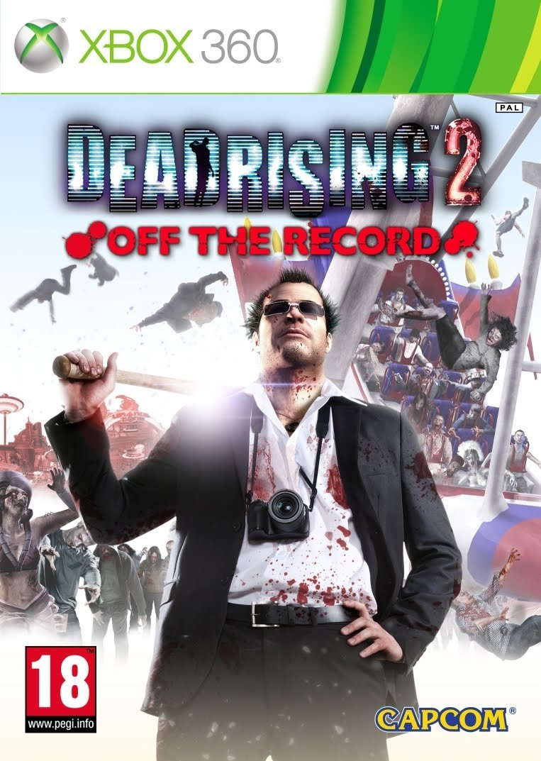 Image of   Dead Rising 2: Off The Record - Xbox 360
