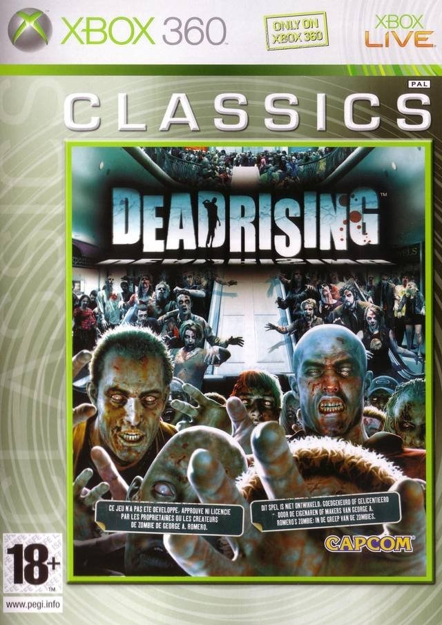 Image of   Dead Rising Classic - Xbox 360