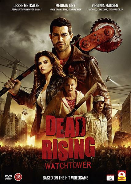 Image of   Dead Rising Watchtower - DVD - Film