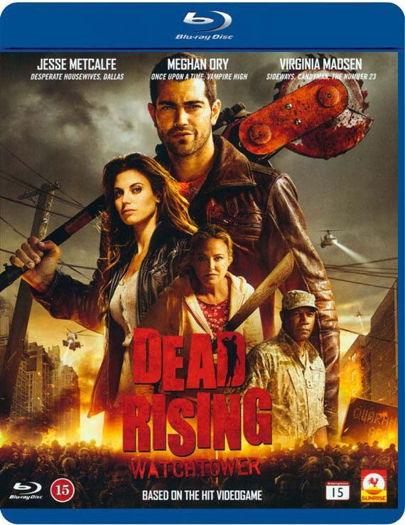 Image of   Dead Rising Watchtower - Blu-Ray
