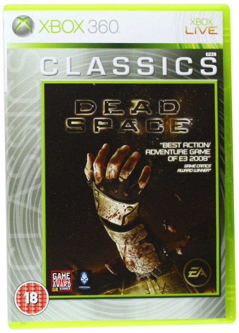 Image of   Dead Space - Xbox 360