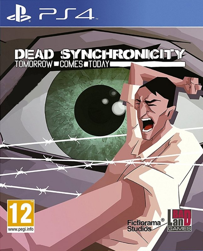 Image of   Dead Synchronicity: Tomorrow Comes Today - PS4