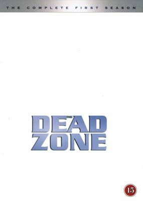 Image of   Dead Zone - Sæson 1 - DVD - Tv-serie