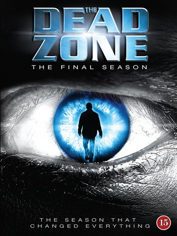 Image of   Dead Zone - Sæson 6 - DVD - Tv-serie