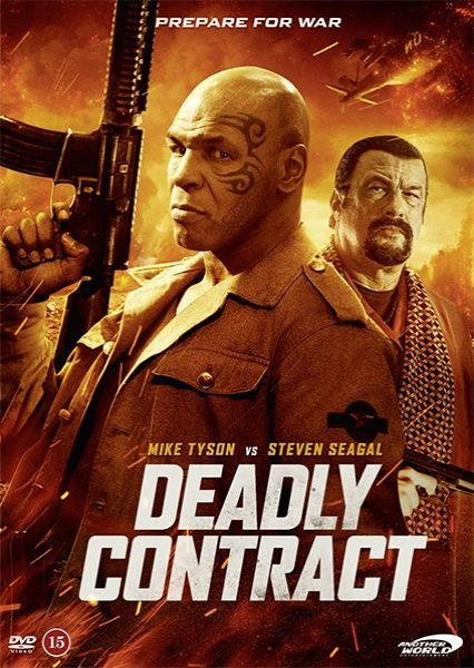 Image of   China Salesman / Deadly Contract - DVD - Film