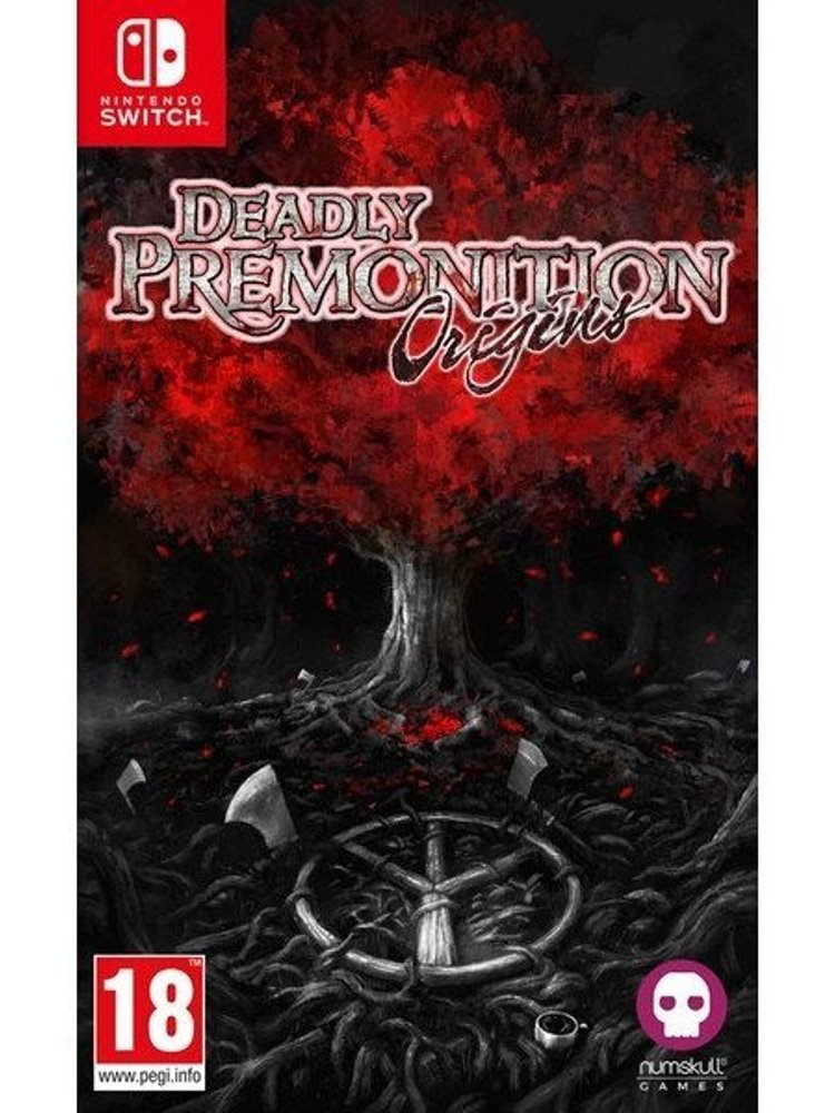 Image of   Deadly Premonition Origins - Collectors Edition - Nintendo Switch