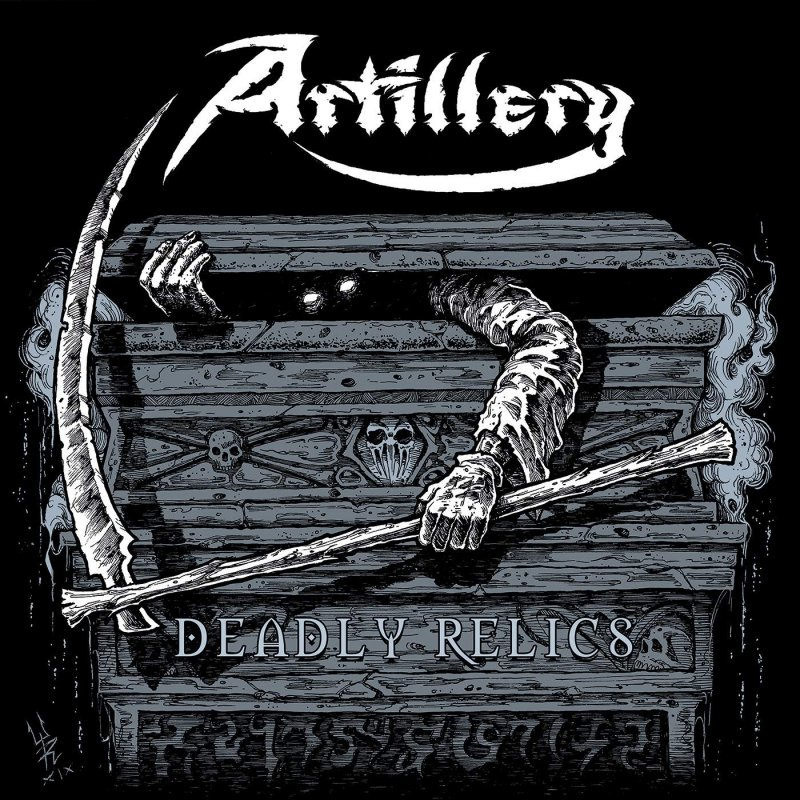 Image of   Artillery - Deadly Relics - CD