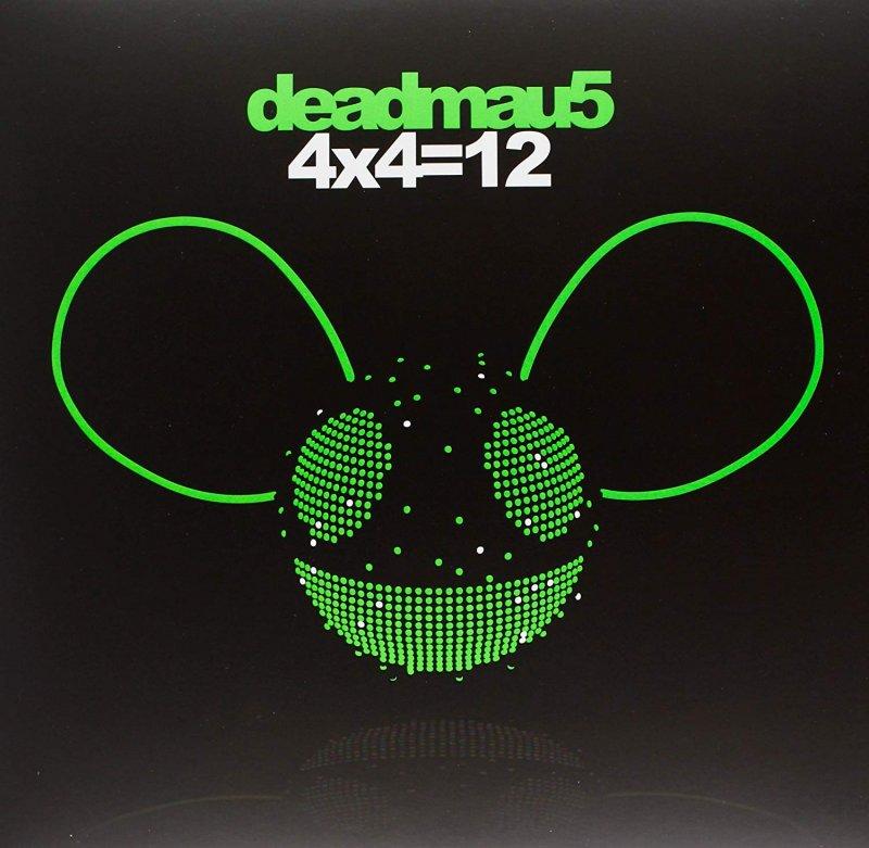 Image of   Deadmau5 - 4x4=12 - CD