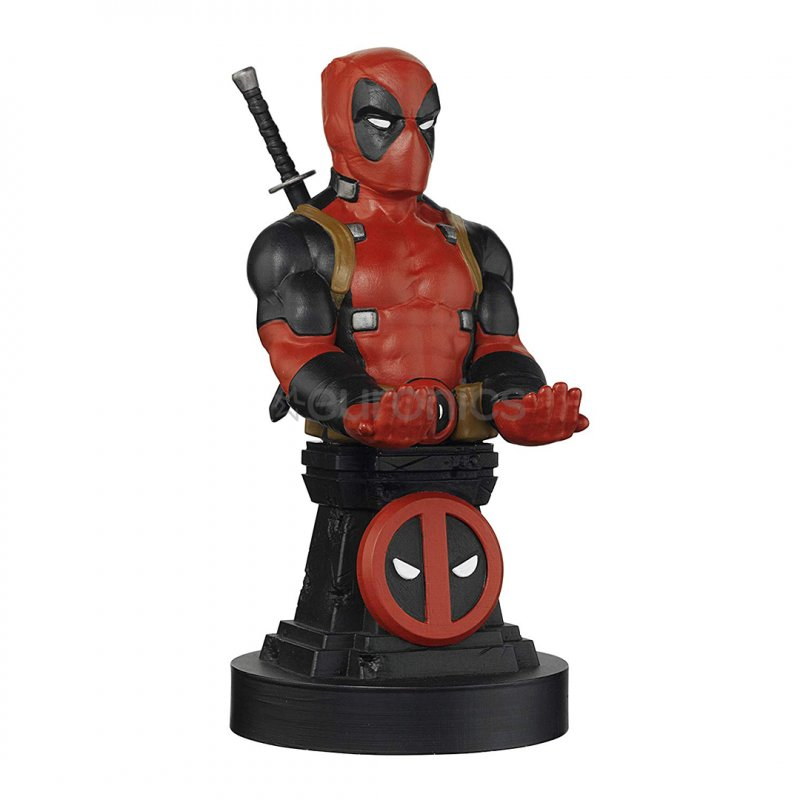 Image of   Deadpool Cable Guys Figur - Controller Stand Til Xbox Og Playstation