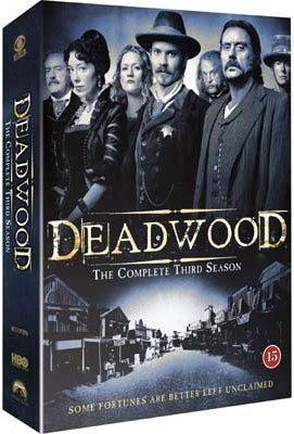 Deadwood - Sæson 3 - Hbo - DVD - Tv-serie