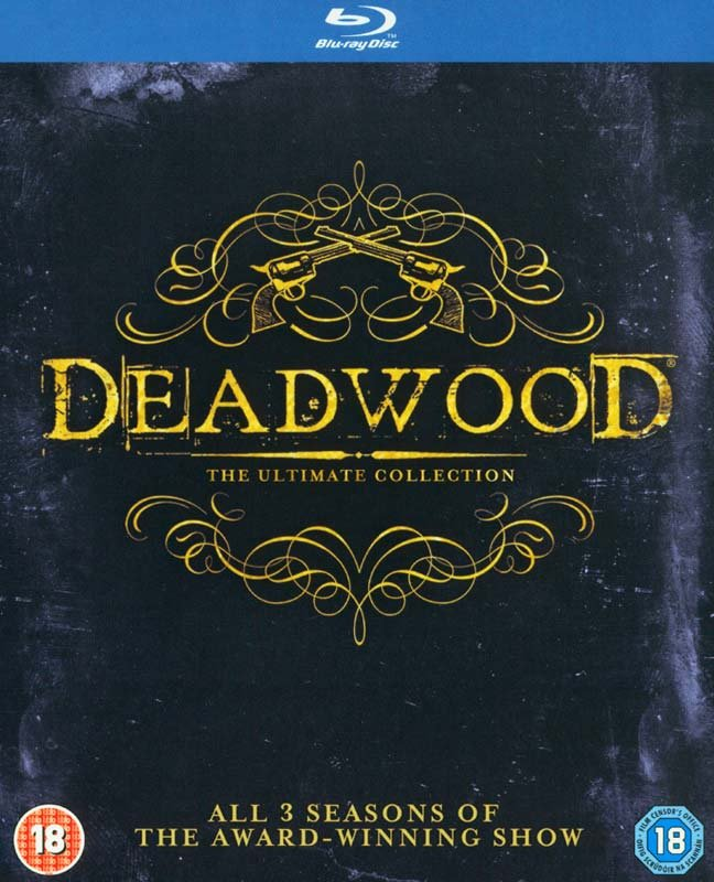 Deadwood: The Complete Series - Blu-Ray - Tv-serie