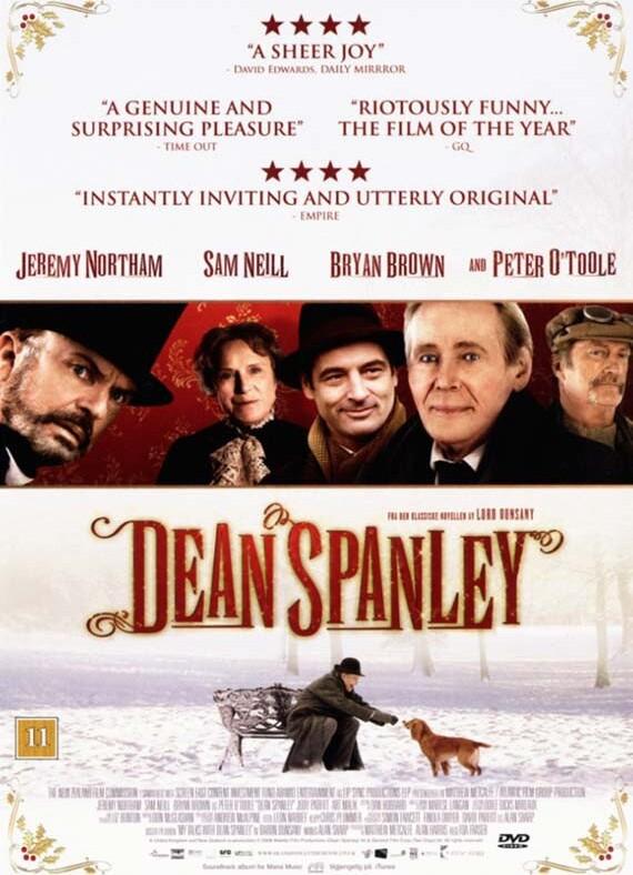 Billede af Dean Spanley - DVD - Film
