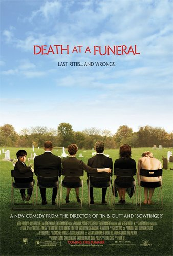 Death At A Funeral - Chris Rock - 2010 - DVD - Film