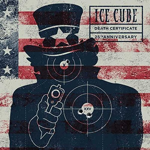 Image of   Ice Cube - Death Certificate - Vinyl / LP