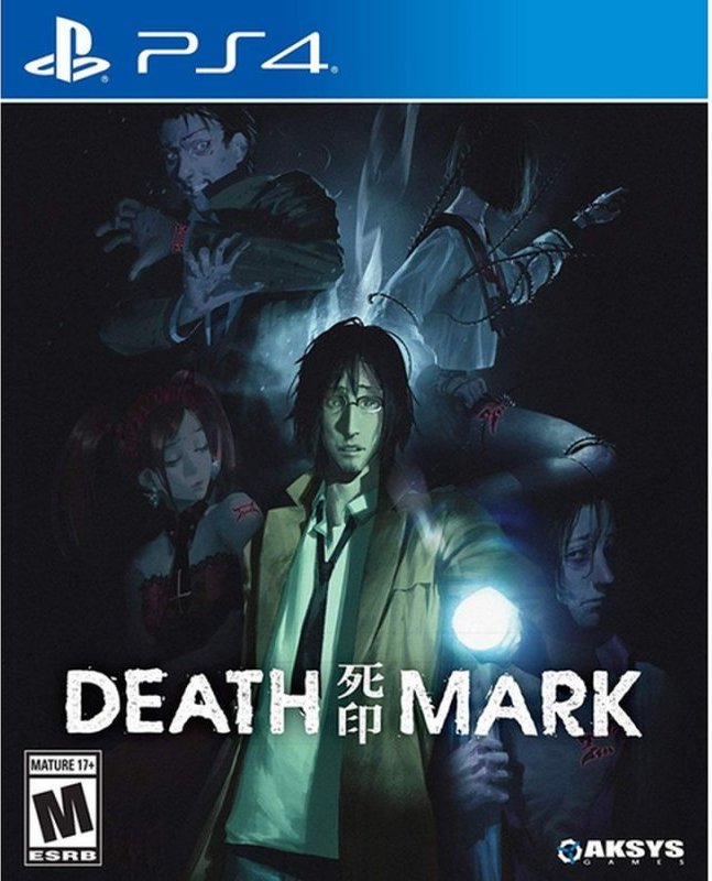 Image of   Death Mark (import) - PS4