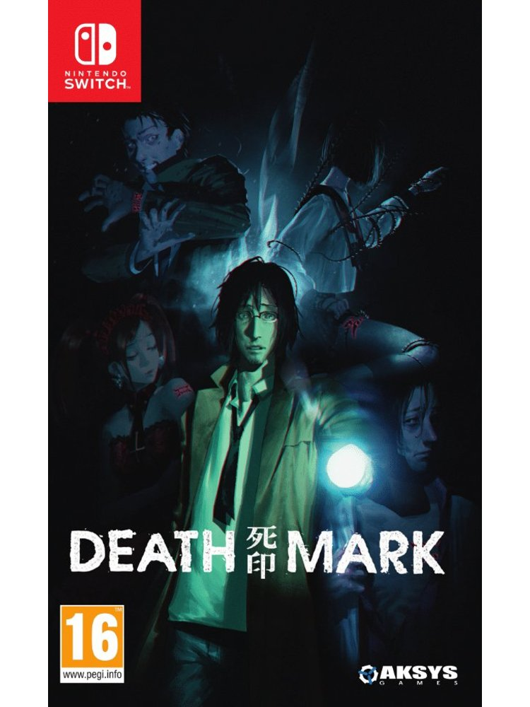 Image of   Death Mark - Nintendo Switch