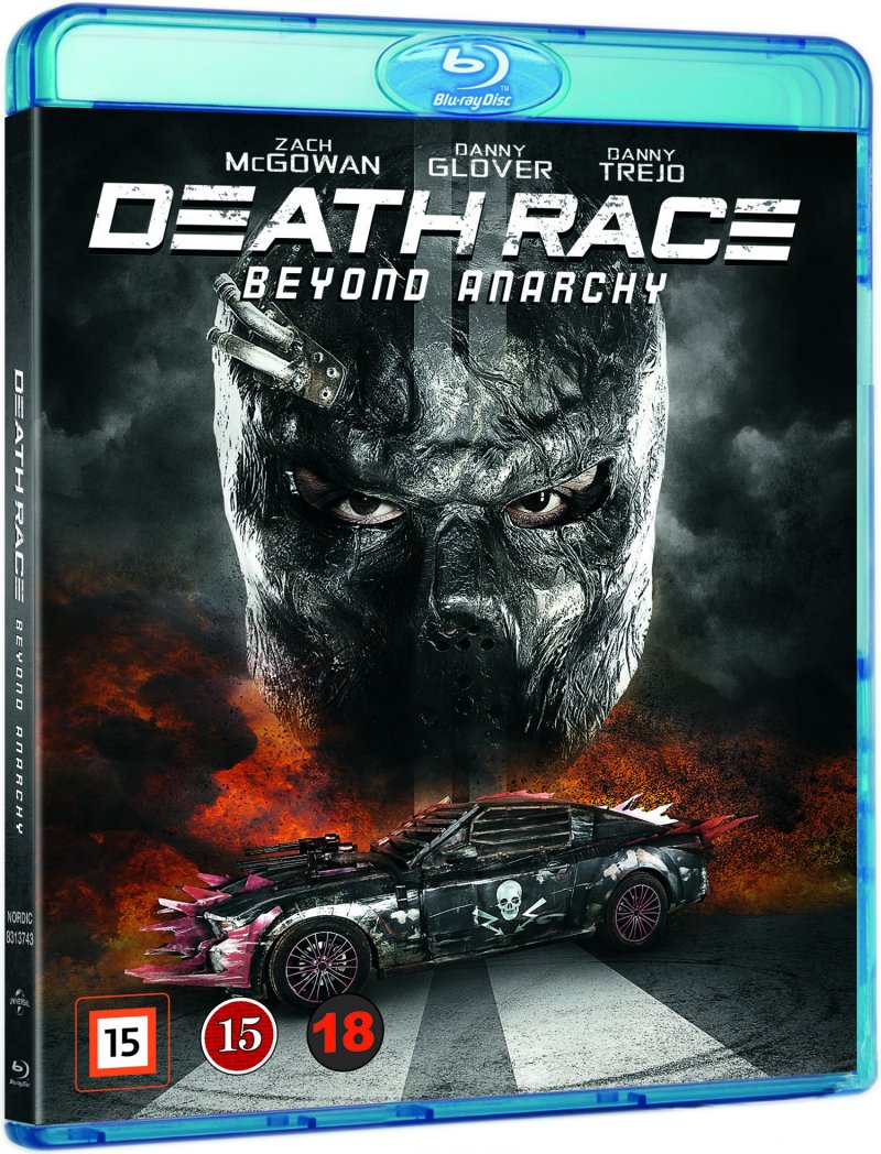 Image of   Death Race: Beyond Anarchy - Blu-Ray