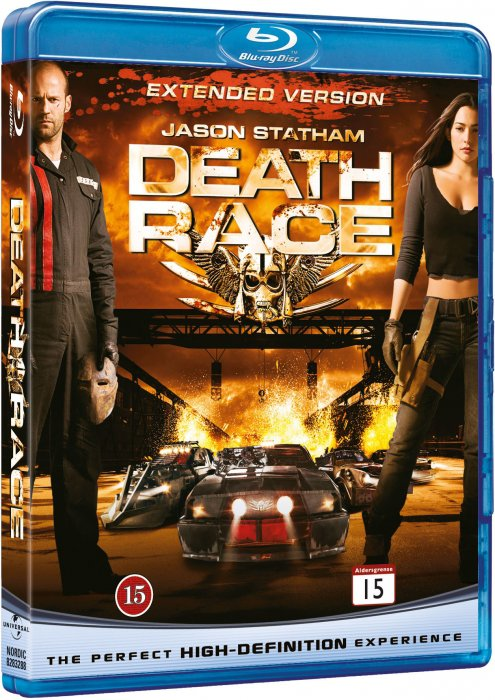 Image of   Death Race - Blu-Ray