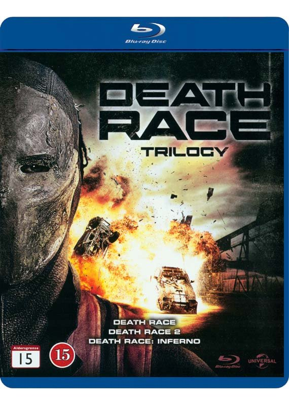 Image of   Death Race Trilogy - Blu-Ray