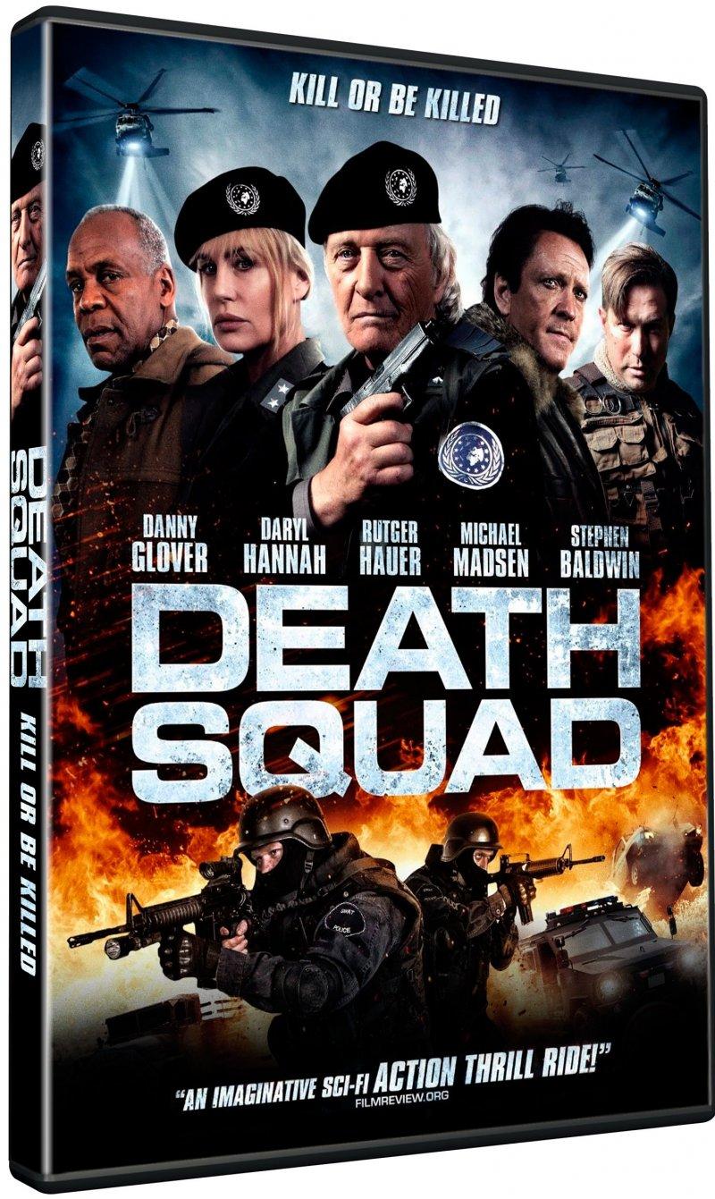 Image of   Death Squad - DVD - Film