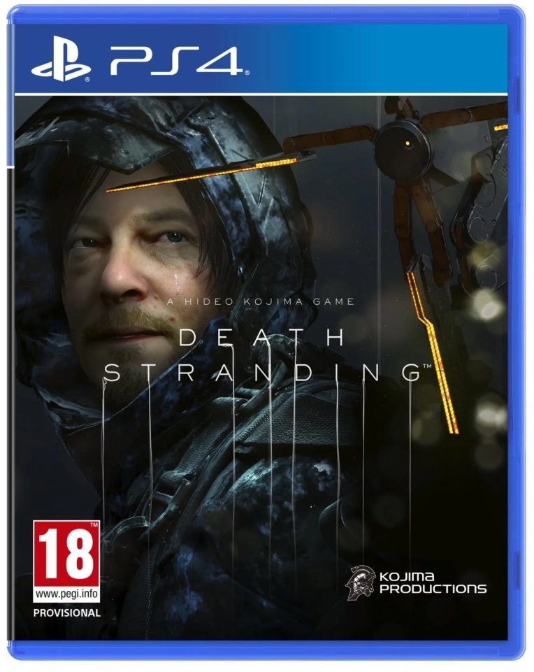 Image of   Death Stranding - Nordic - PS4