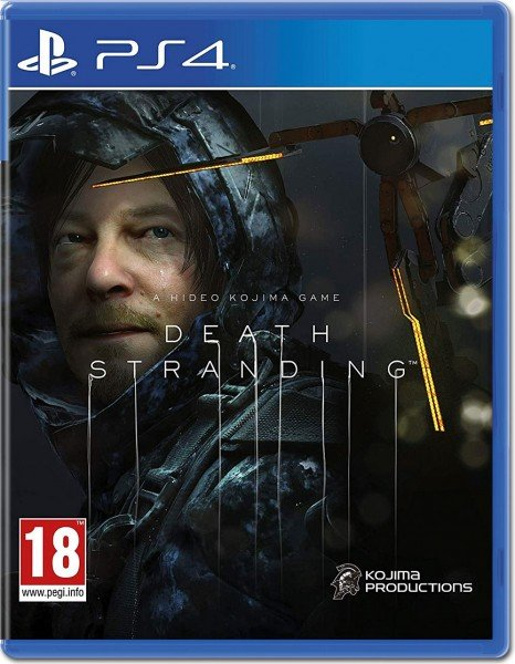 Image of   Death Stranding - PS4
