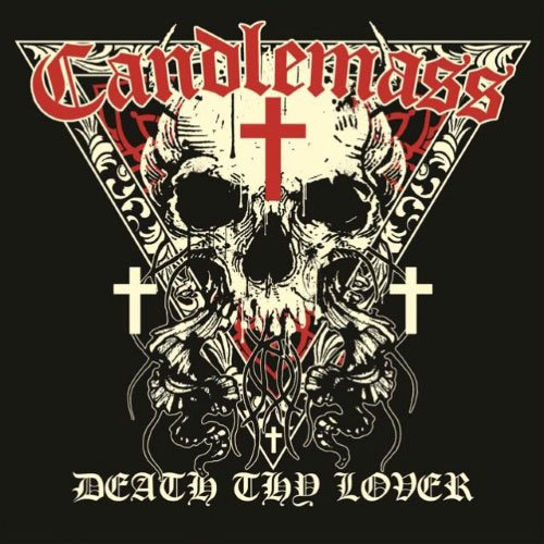 Image of   Candlemass - Death Thy Lover - CD