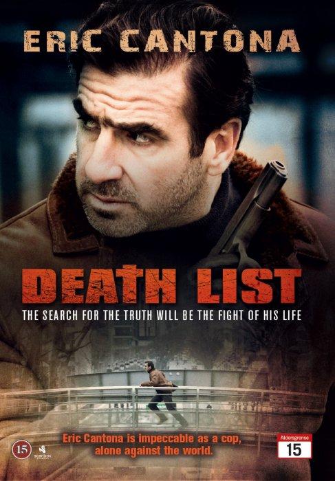 Image of   Deathlist / La Liste - DVD - Film