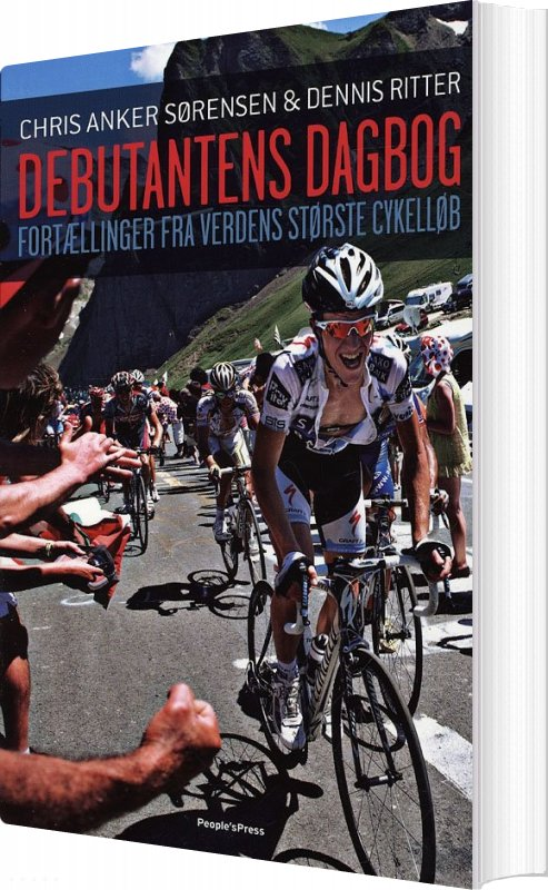 Image of   Debutantens Dagbog - Dennis Ritter - Bog
