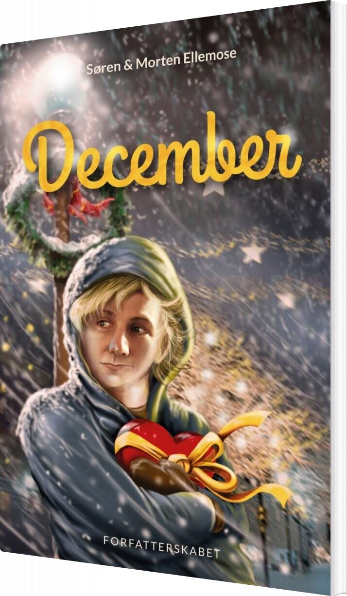 Image of   December - Søren Ellemose - Bog