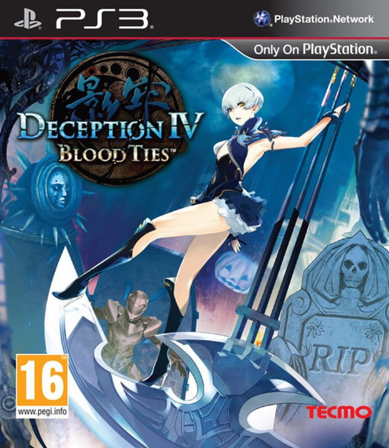 Image of   Deception Iv: Blood Ties - PS3