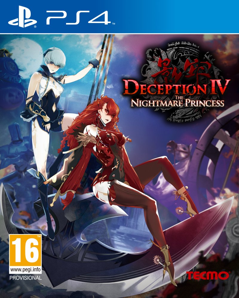 Image of   Deception Iv: The Nightmare Princess - PS4