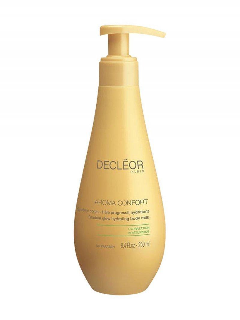 Image of   Decleor Aroma Confort Gradual Glow Hydrating Body Milk 250 Ml