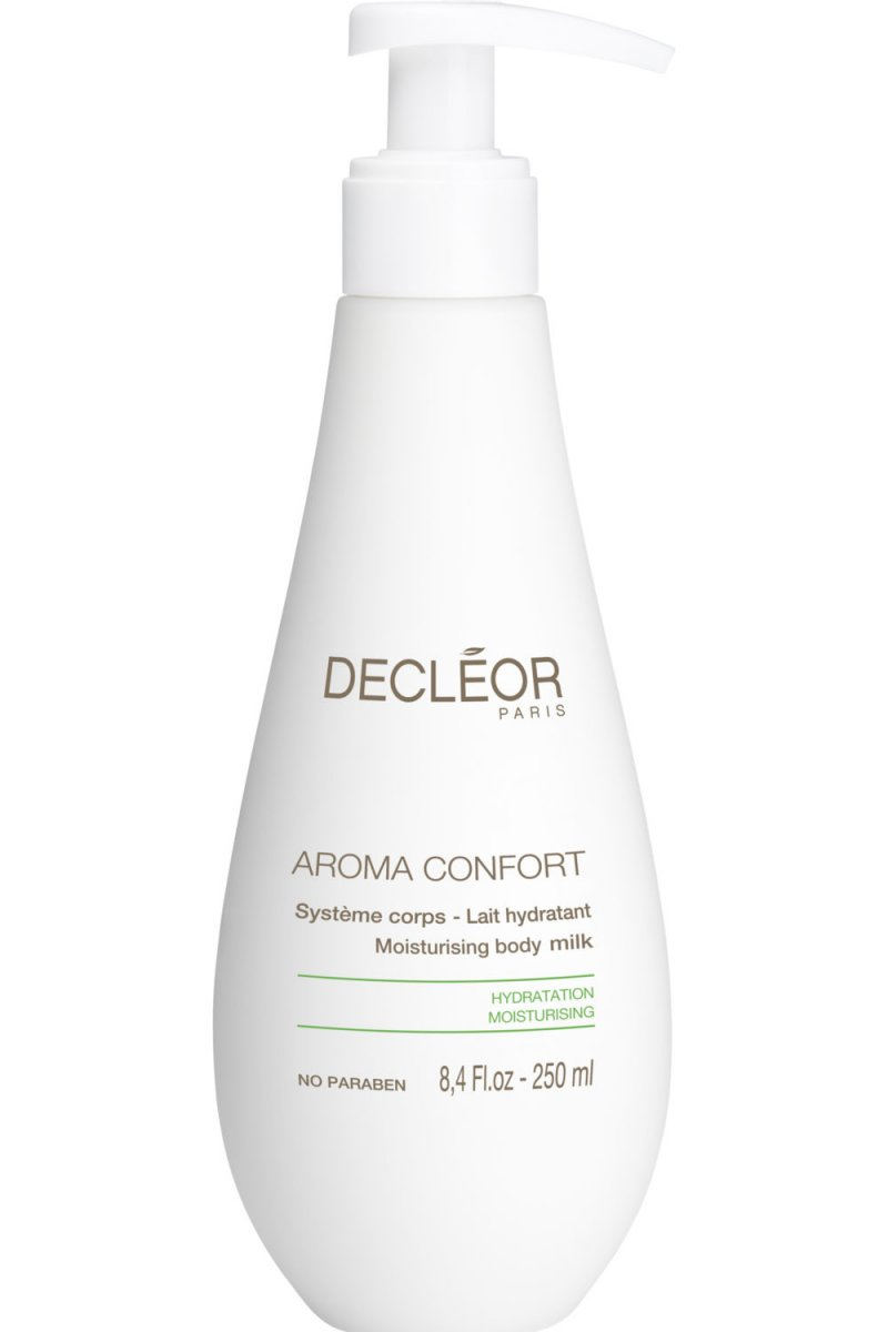 Image of   Decleor Aroma Confort Moisturising Body Milk 250 Ml