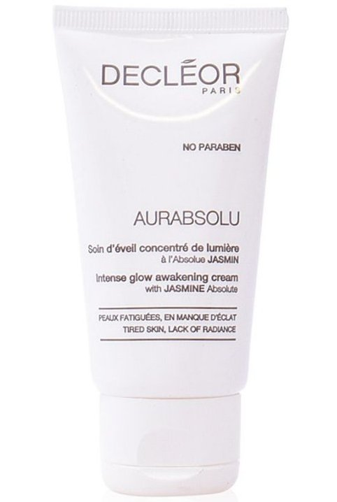 Decleor - Aurabsolu Intense Glow Awakening Cream 50 Ml