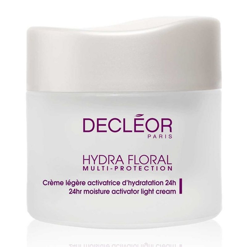 Decleor - Hydra Floral 24hr Hydrating Light Cream 50 Ml