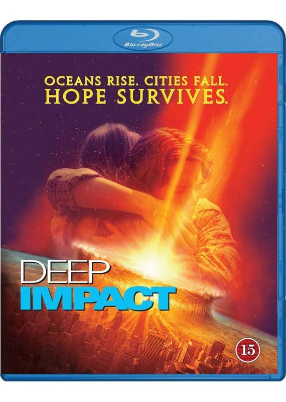 Image of   Deep Impact - Blu-Ray