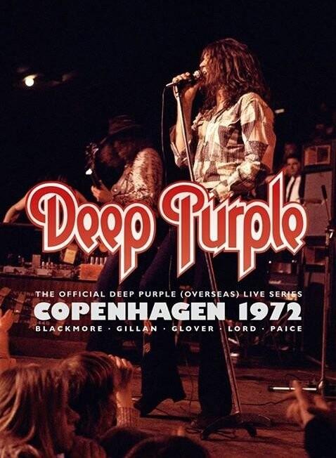 Image of   Deep Purple - Copenhagen 1972 - DVD - Film