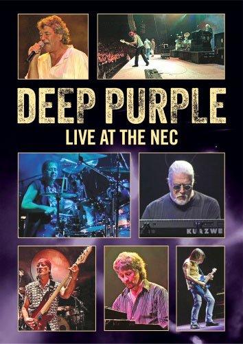 Billede af Deep Purple - Live At The Birmingham Nec - DVD - Film