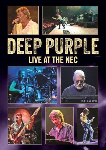 Image of   Deep Purple - Live At The Birmingham Nec - DVD - Film