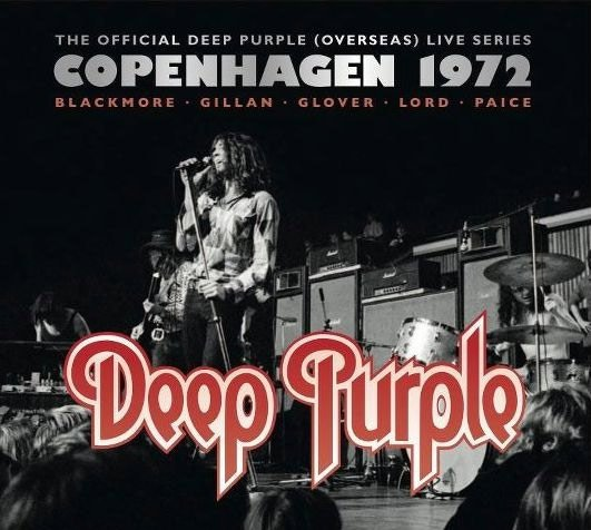 Image of   Deep Purple - Live In Denmark 1972 - CD