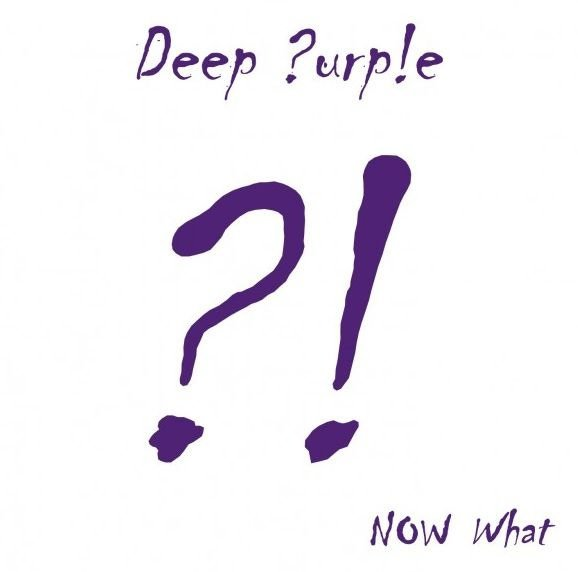 Image of   Deep Purple - Now What?! - CD