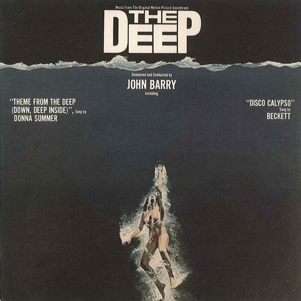 Image of   John Barry - Deep - CD