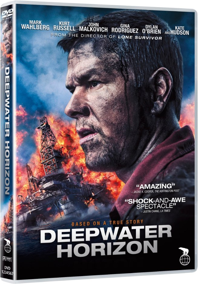 Image of   Deepwater Horizon - DVD - Film