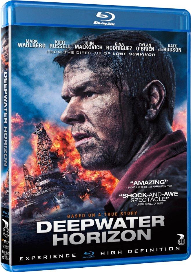 Image of   Deepwater Horizon - Blu-Ray