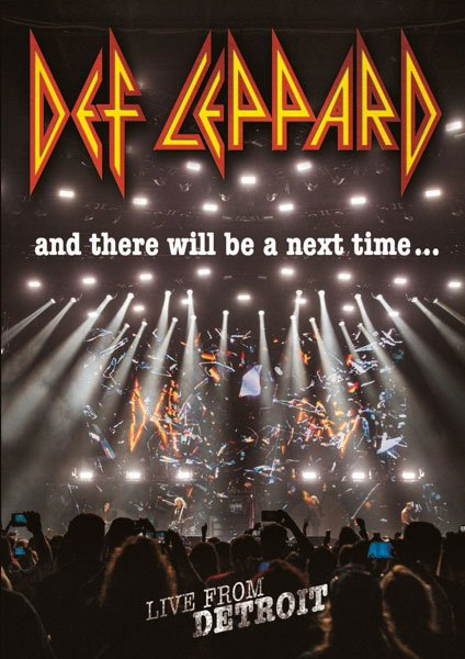Billede af Def Leppard: And There Will Be A Next Time - Live From Detroit - DVD - Film